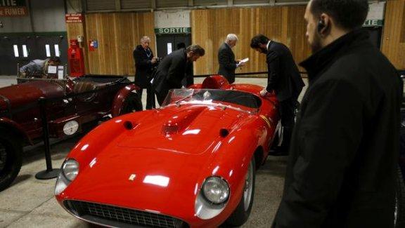 İşte dünyanın en pahalı Ferrari'si