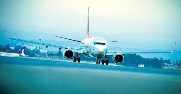 Ankaralı işadamlarından uçuş isteği