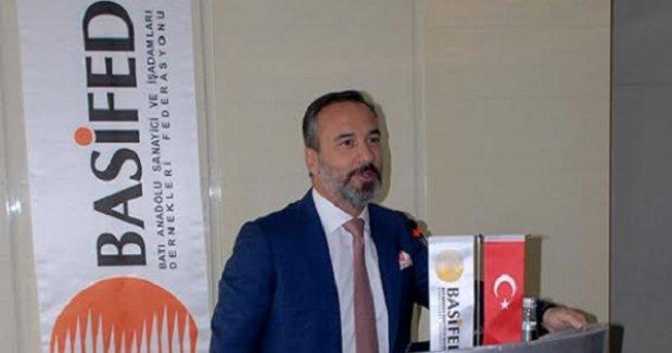 BASİFED iş dünyasının patronlarını İzmir'de ağırlayacak