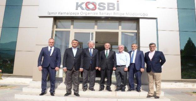 İzmir'de 50 bin kişilik istihdamla ekonomi şahlanacak
