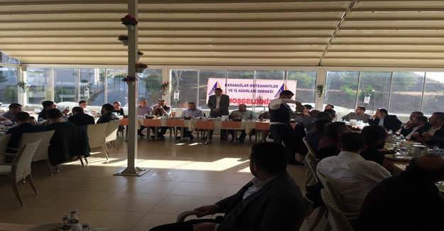 Hasan Özkaya: Karabağlar 30 yıldır imar bekliyor!