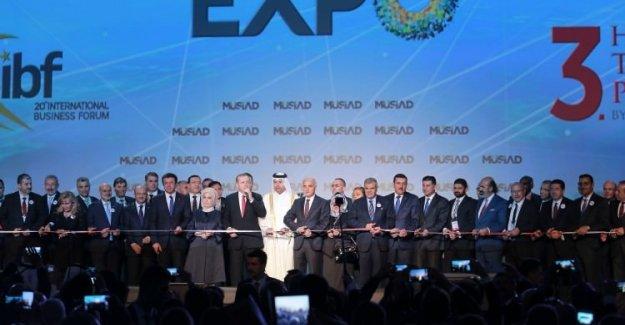 MÜSİAD Expo ekonomiye canlılık getirdi