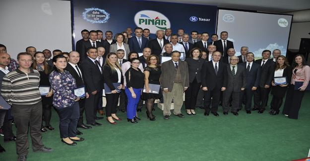 Pınar Süt 43 yaşında…
