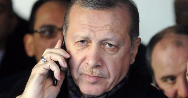 Erdoğan ATO Başkanlığına seçilen Baran'ı kutladı