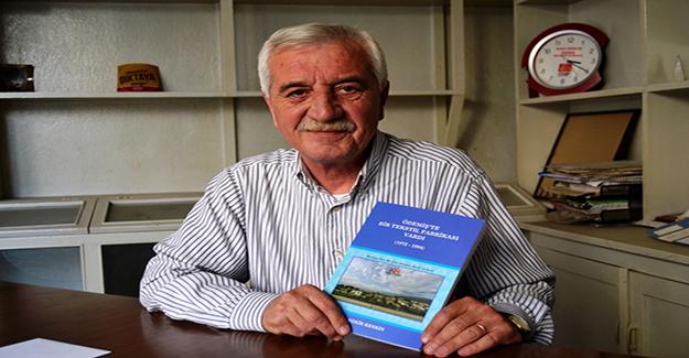 Ödemiş Tekstil Fabrikası Kitaplaştı