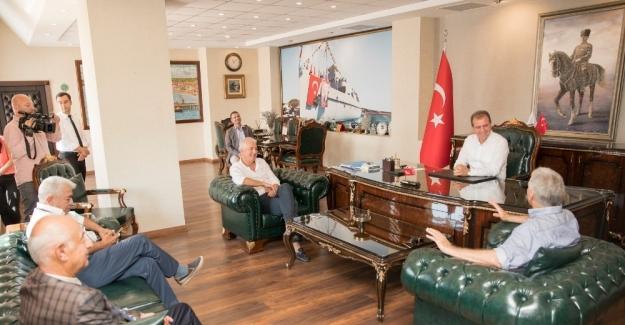 """Başkan Seçer: """"Mersin'in ikinci bir limana ihtiyacı var"""""""