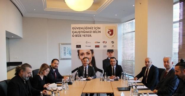 Levent Güler: Özel güvenlik sektörü olarak...