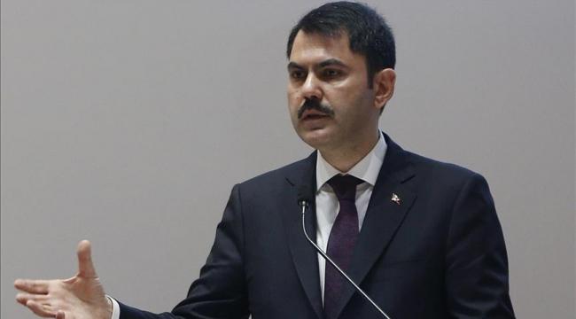 Bakan Kurum'dan İzmir depremiyle ilgili flaş açıklama!