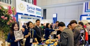 Çine gıda ihracatında hedef 1...
