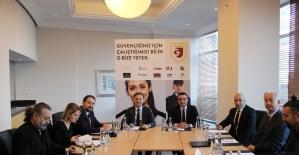 Levent Güler: Özel güvenlik sektörü...