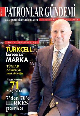Patronlar Gündemi - 07.02.2016 Manşeti